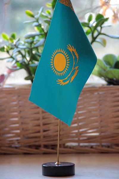 kazakstanlippu